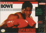 Riddick Bowe Boxing (Super Nintendo)